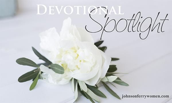 "Devotional Spotlight ~ ""Seeking Him With All Your Heart"""