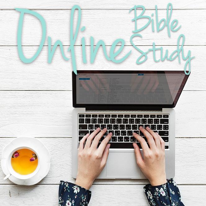 Online Bible Study Image