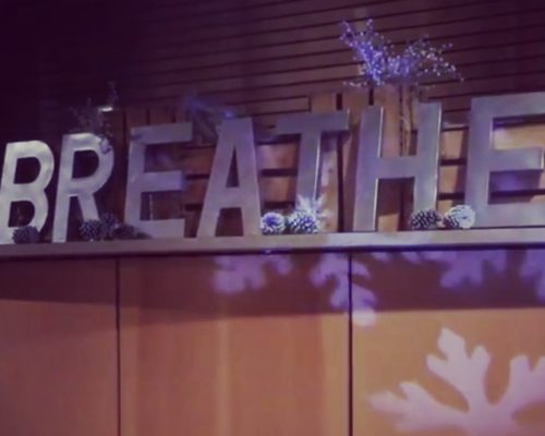 Breathe~a gathering of women, January 2019